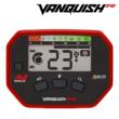 "Minelab Vanquish 340 fémkereső detektor 10"" DD keresőfejjel"