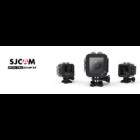 SJCAM M10+ Cube WiFi 2K felbontású akciókamera vízálló tokkal + kiegészítőkkel (fekete)