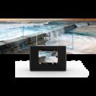 SJCAM SJ 5000 WiFi Full HD akciókamera, sportkamera vízálló tokkal + kiegészítőkkel (fekete)