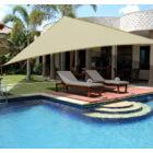 Napvitorla - árnyékoló teraszra, erkélyre és kertbe háromszög alakú több színben és méretben