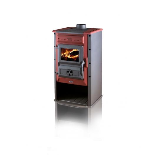 Magic stove szabadon álló öntöttvas ajtós kandalló 10 kW
