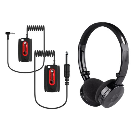 Deteknix W3 univerzális vezeték nélküli fejhallgató