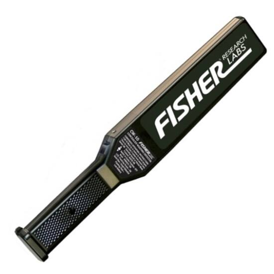 Fisher CW-10 biztonságtechnikai kézi fémkereső