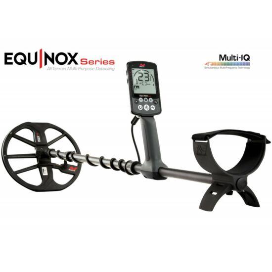 MINELAB EQUINOX 600 multifrekvenciás vízálló fémdetektor