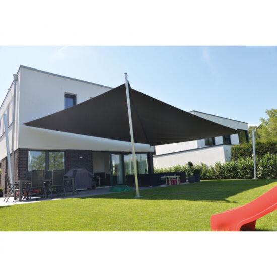 Napvitorla - árnyékoló teraszra, erkélyre és kertbe négyzet alakú 5 x 5 m több színben