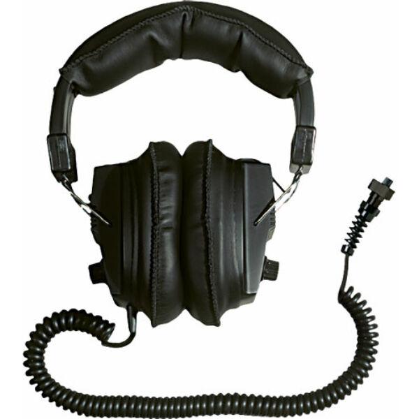 Garrett Deluxe Master Sound fejhallgató