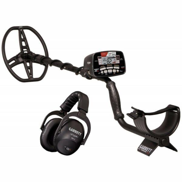 Garrett AT Max vízálló vezeték nélküli fémkereső detektor + Pro Pointer AT Z-Lynk